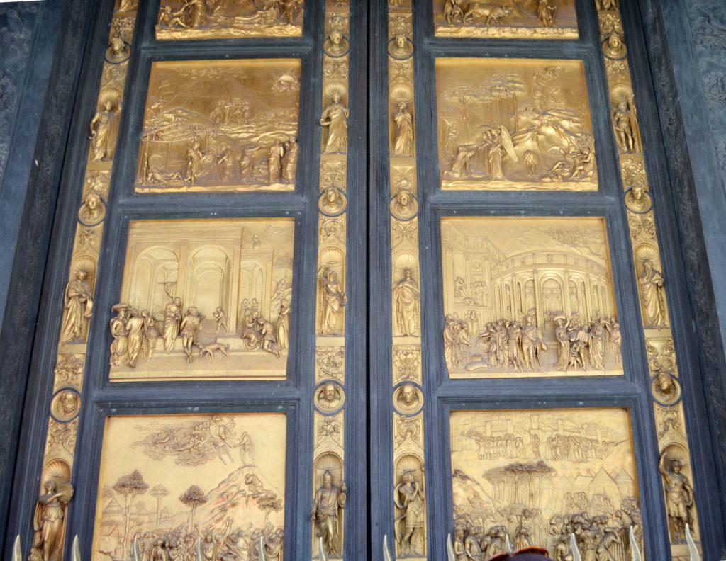 Michaelangelo's Gates of Paradise Florence