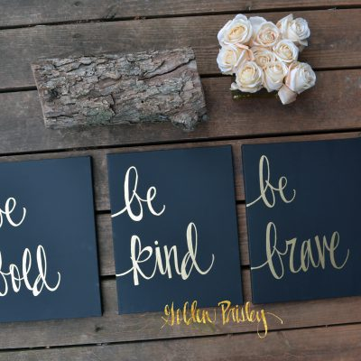 inspirational canvas art set