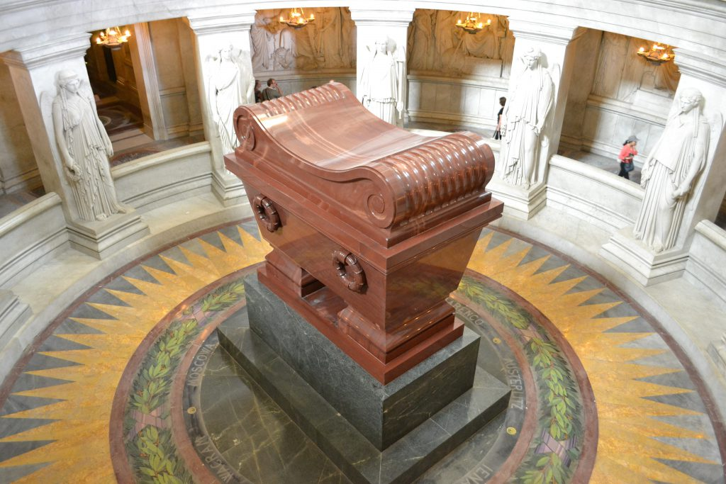 Napoleon's Tomb Paris France