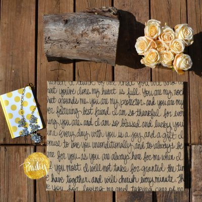 burlap wedding sign rustic wedding