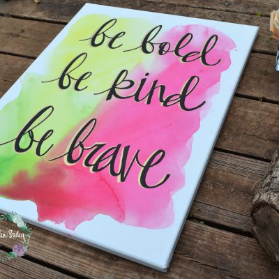 bright home decor wall art