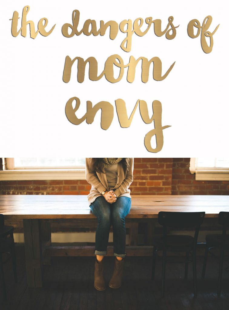 the dangers of mom envy