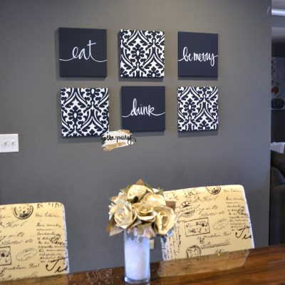 eat drink be merry dining room decor