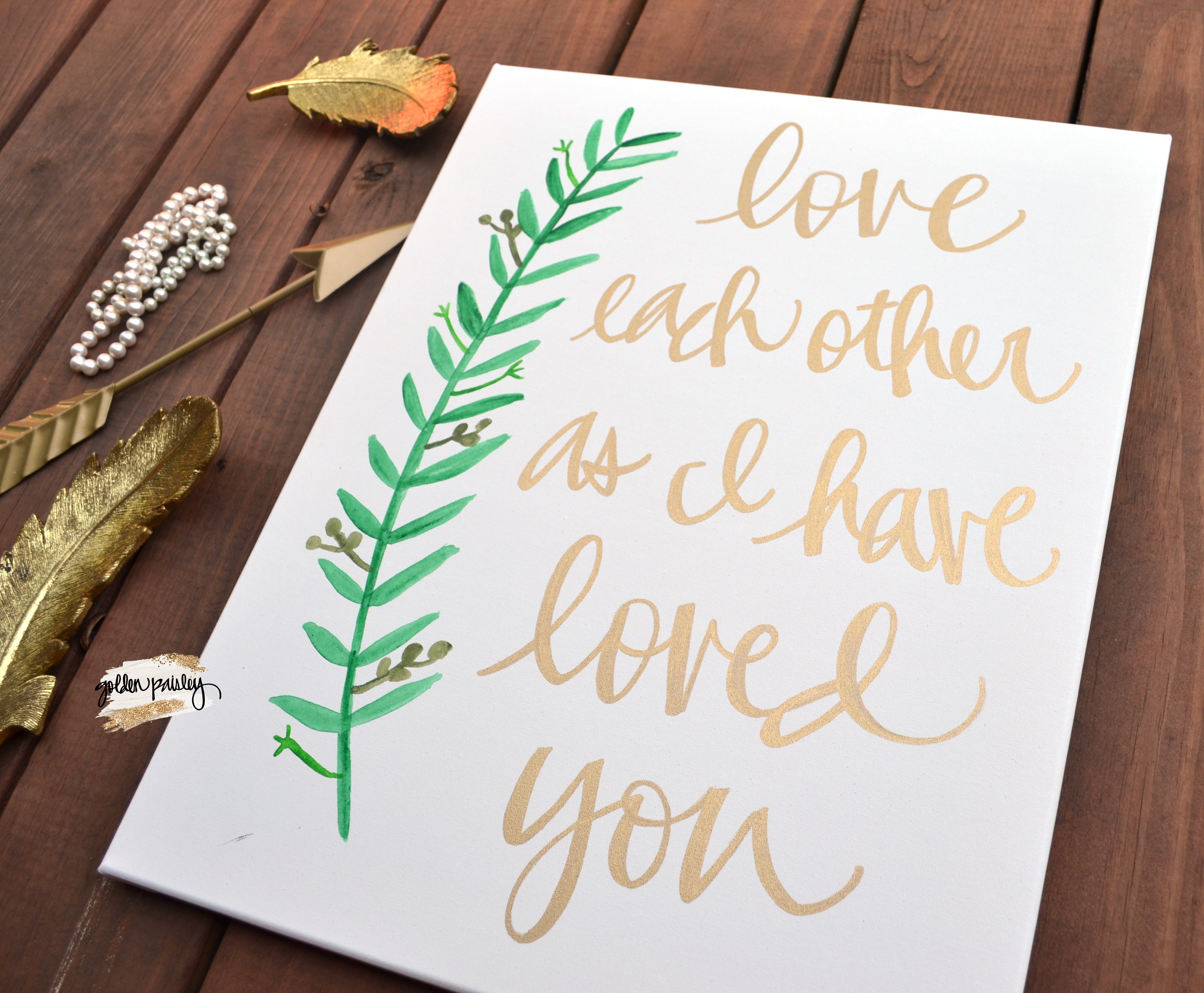 love for each other bible verse